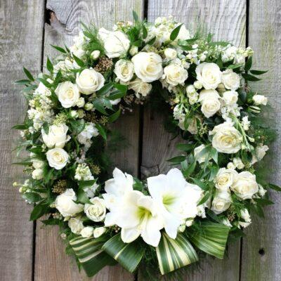 Sympathy wreath madison, wi