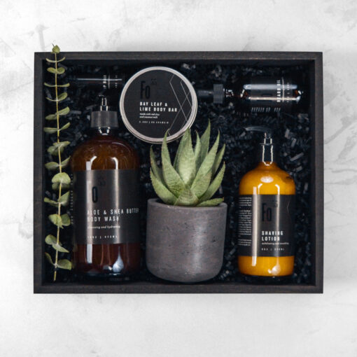 Formulated for Him Gift Crate